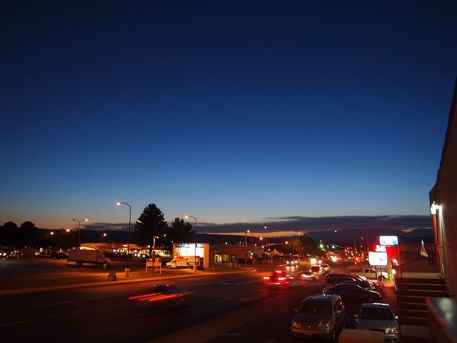 ペイジの夜景