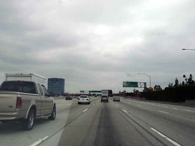 ロサンゼルスからの高速