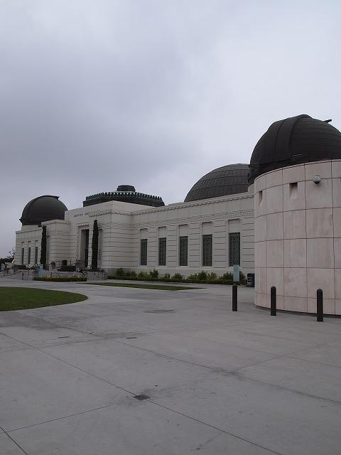 グリフィス天文台庭園