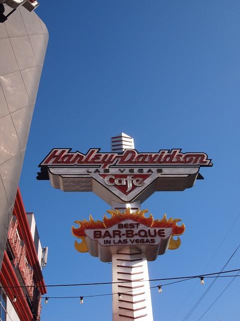 ハーレーダビッドソンカフェ