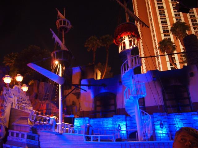 海賊ショー