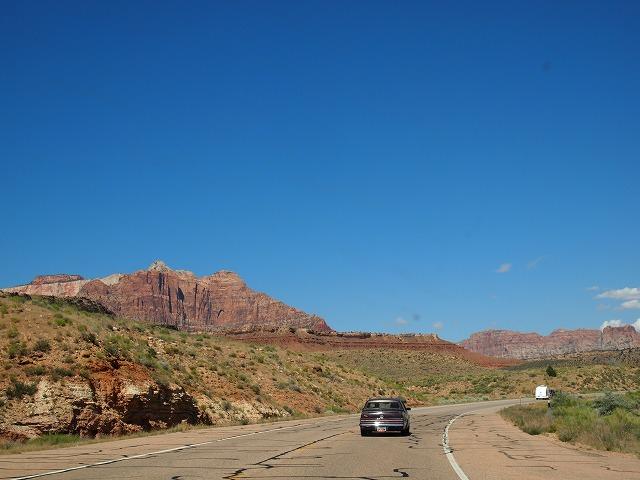 国立公園へドライブ