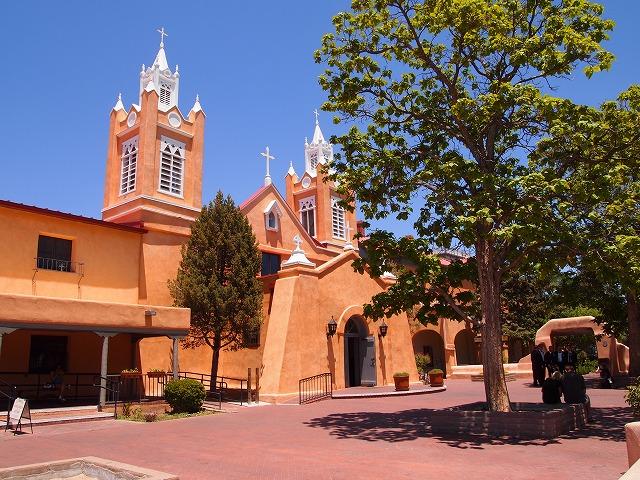 オールドタウンの教会